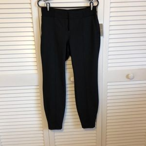 Athlete charcoal gray pant.